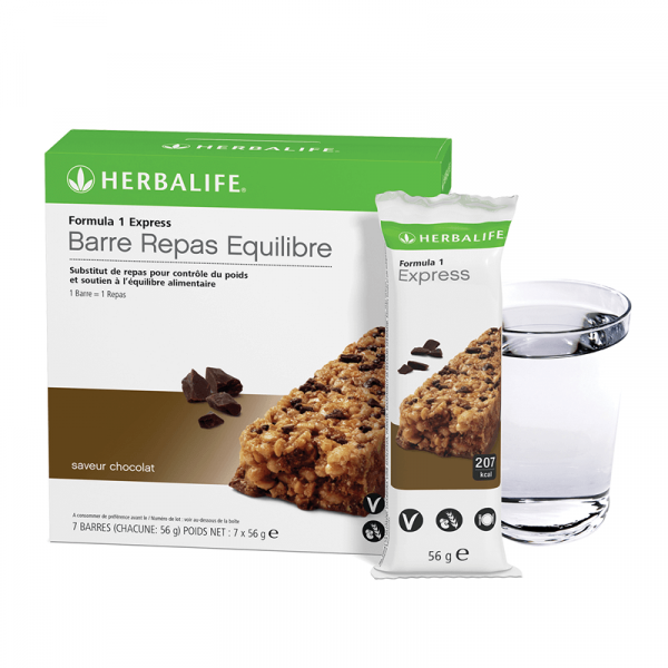 Barre Repas Chocolat