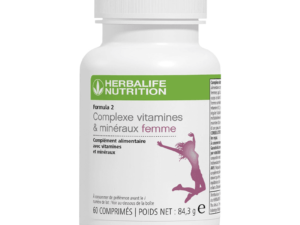 formula 2 complexe vitamines mineraux femme